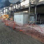 İSDEMİR -DANİELLİ toz toplama su deposu inşaatı