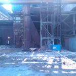 İSDEMİR -DANİELLİ toz toplama filtre binası