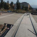 İSDEMİR AŞ hemzemin geçit temel inşaat işleri